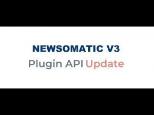 How to update to Newsomatic v3 from previous versions?