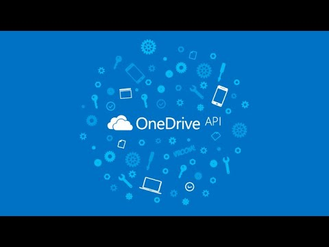 How to get an API key and secret for OneDrive API from Microsoft Azure
