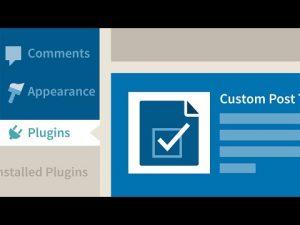 Trendomatic updated: create custom post meta and custom post taxonomies