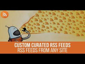 URL to RSS – Custom Curated RSS Feeds WordPress Plugin – Advanced Tutorial