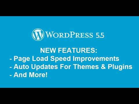 WordPress 5.5 Update Is Around the Corner – It Brings Major Updates to How You Will Use WordPress!