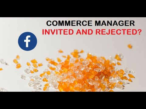 How I got invited and immediately rejected by Facebook Commerce Manager!?