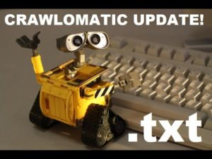 Crawlomatic update: it is able to respect the robots.txt file and to not crawl links defined in it