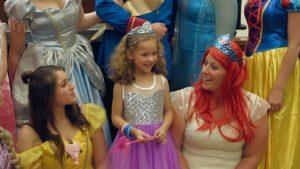 Danielle's Princess Adoption Day