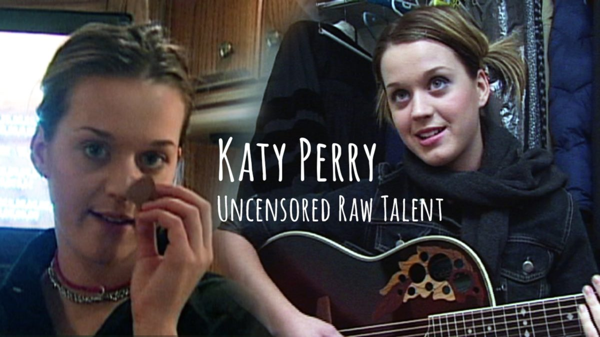 Katy Perry Uncensored Raw Talent