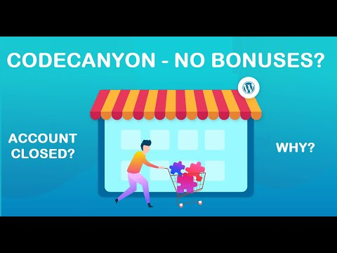 CodeCanyon – why no free bonuses for purchases?
