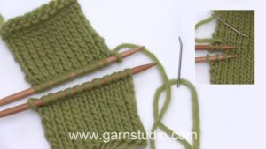 How to do Kitchener stitches / grafting / weaving