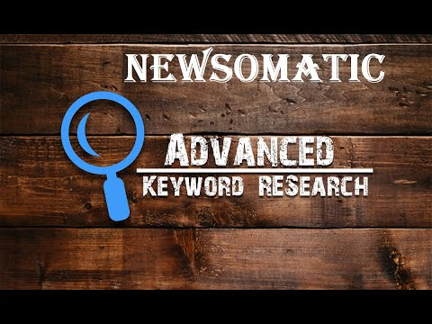 Newsomatic tutorial: How to Write Advanced Keyword Search Queries to Get More Precise Results