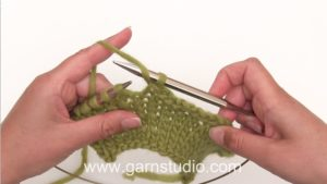 How to bind off with yarn overs (yo)