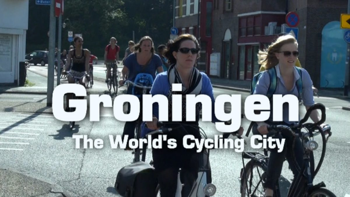 Groningen: The World's Cycling City
