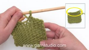 How to bind off from the wrong side (WS)