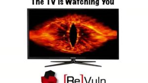 ReVuln – The TV is watching you