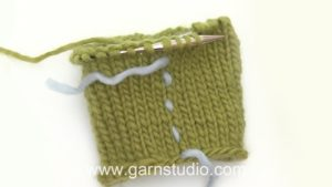 How to use a marking thread (MT)