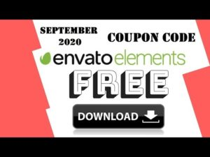 Envato Elements September 2020 coupon code: get 1 month subscription for FREE