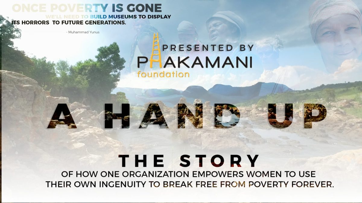 "Phakamani ""A Hand Up"""