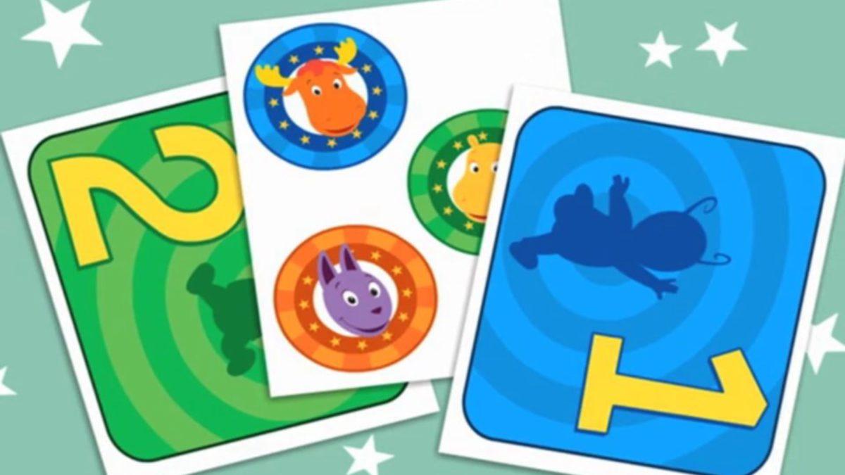 Backyardigans Hopscotch Activity – NickJr.com Busy Body Activites Video
