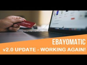 Ebayomatic v2.0 update – eBay product feeds discontinued, however, the plugin will continue to work!