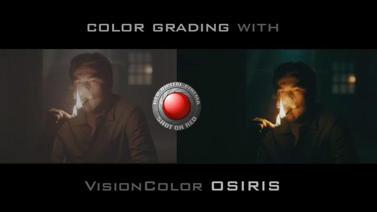 RED / VisionColor OSIRIS Color Grading Test