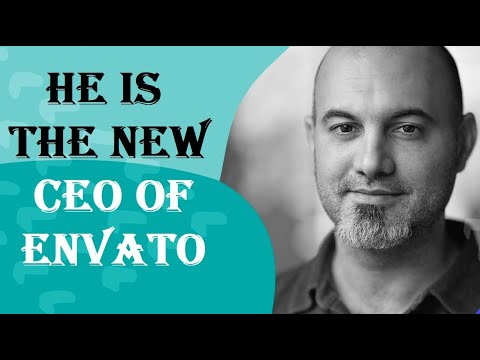 New Envato CEO, replacing Collis Ta'eed: Hichame Assi