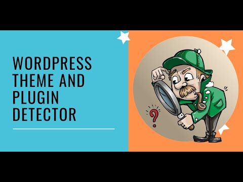 Detect Theme and Plugins of Any Site