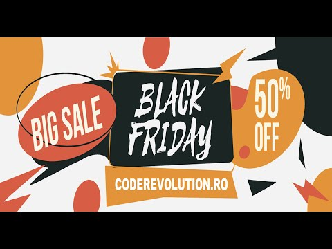Black Friday / Cyber Monday 2020 – 50% OFF for CodeRevolution's Plugins!