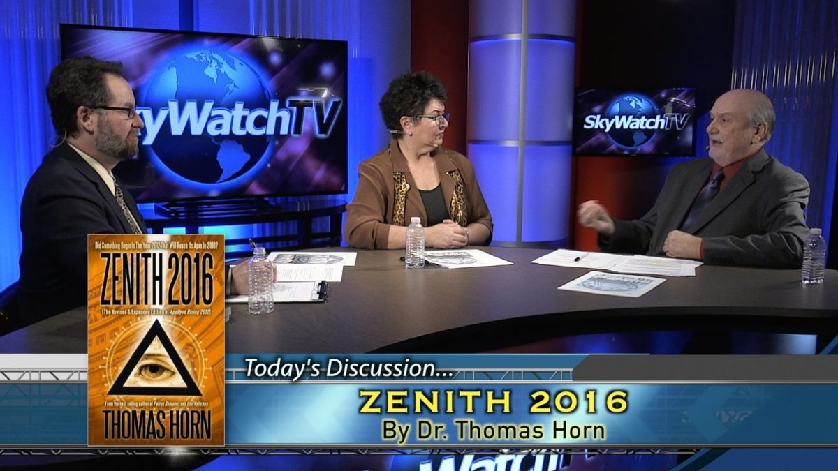 SkyWatchTV #57 Tom Horn – Zenith 2016