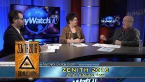 SkyWatchTV #57 Tom Horn – Zenith 2016