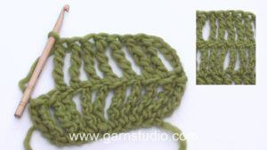 How to crochet a triple treble US / quadruple treble UK