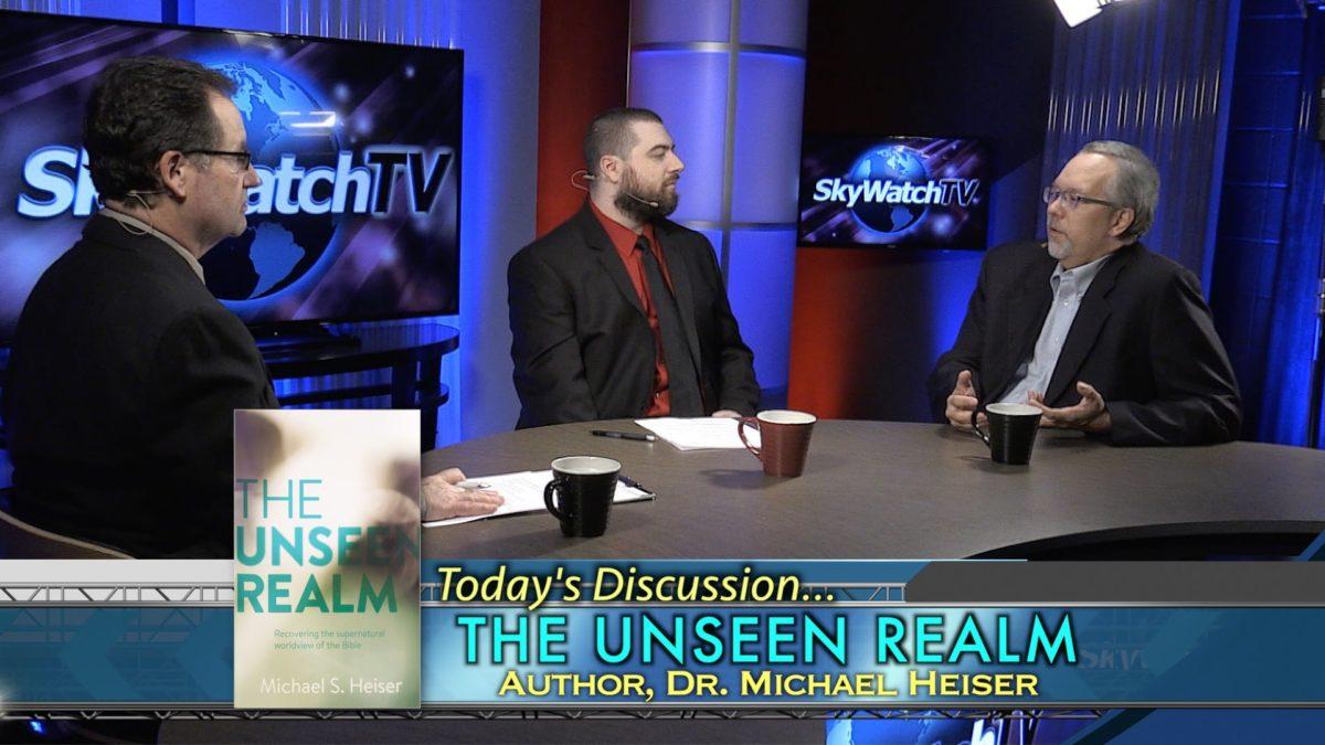 SkyWatchTV #78: Dr. Michael Heiser – Mesopotamian Origins of the Watchers