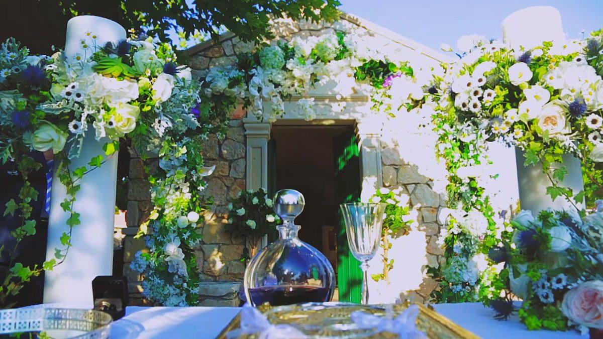 Wedding in Rethymno //  Evagelia & Leytheris // Video Trailer