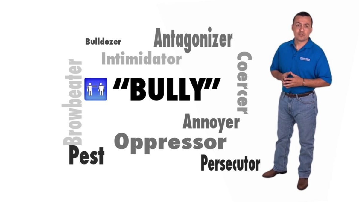 Bullying Prevention: A Classroom Discussion