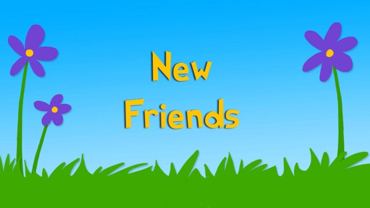 "Kindergarten Year B Quarter 4 Episode 01 ""New Friends"""