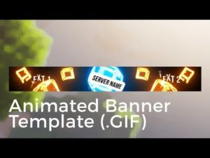How to Create Custom Animated Banner Images for Free (GIF Files)
