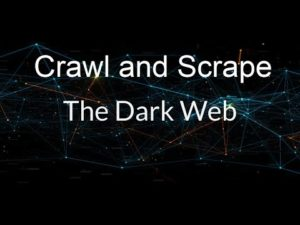 Crawlomatic update: Crawl the Dark Web and Scrape articles from it (DARK WEB SCRAPER)