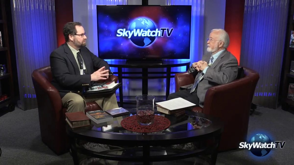 SkyWatchTV 7/14/15: Gary Stearman – Time Travelers of the Bible (Part 1)