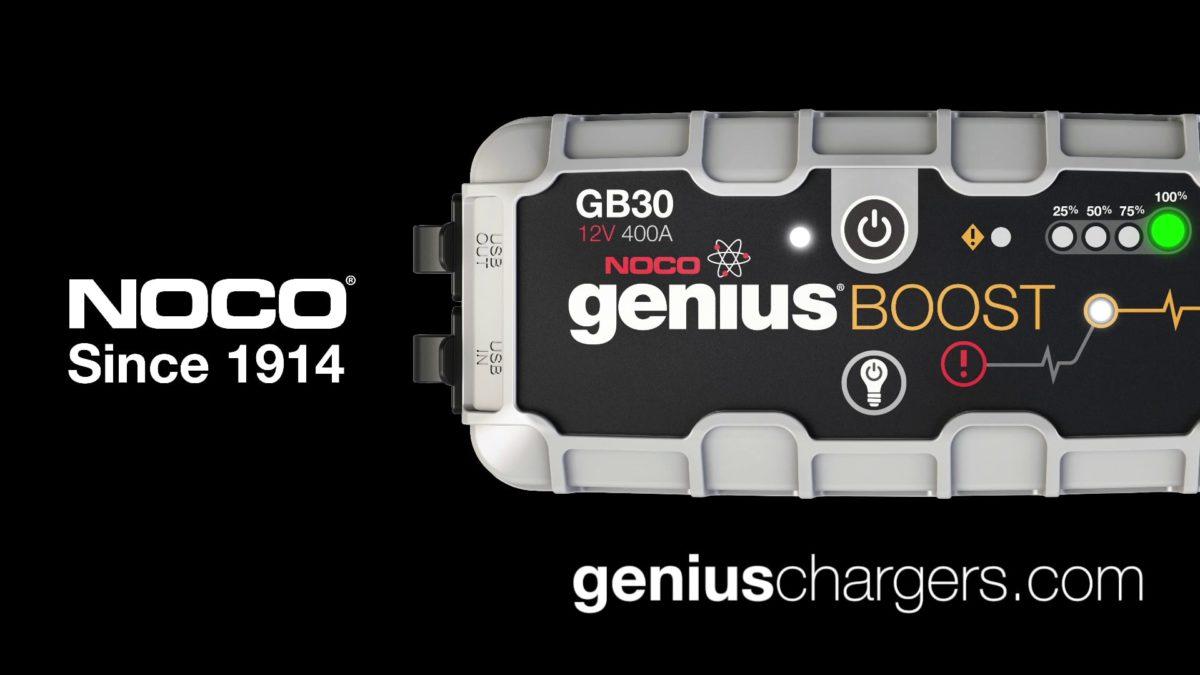Starting a 6.0L V8 Engine Start w/ No Battery – UltraSafe™ Portable Mini Lithium Battery Jump Starter | NOCO Genius Boost GB30