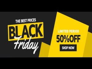 Black Friday Sale – Up to 70% Off on CodeRevolution's Plugins
