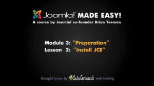 3.2 – Installing JCE