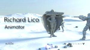 Richard Lico Show Reel 2014