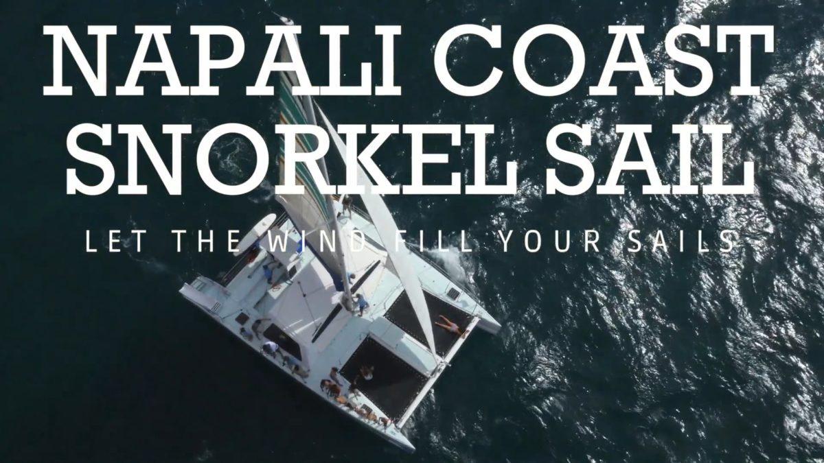 Napali Snorkel Sail