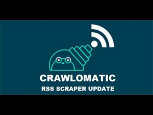 Crawlomatic update: crawl RSS Feed for links and scrape content from them