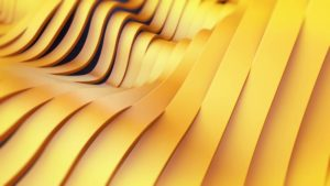 Create a Wavy Band Surface in Cinema 4D Tutorial Preview