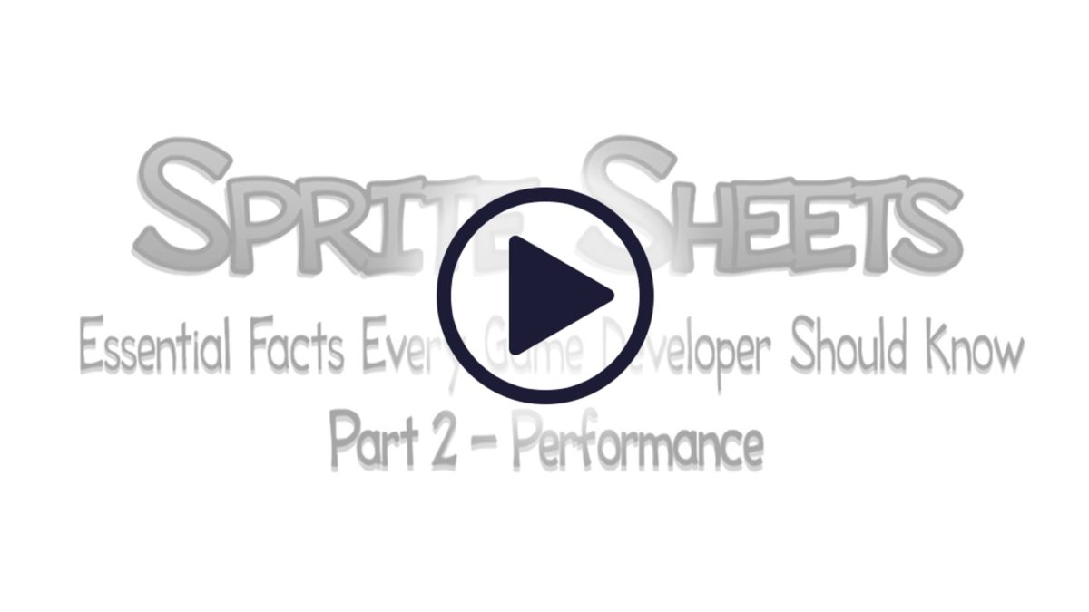 Sprites Sheets – The Movie – Part 2