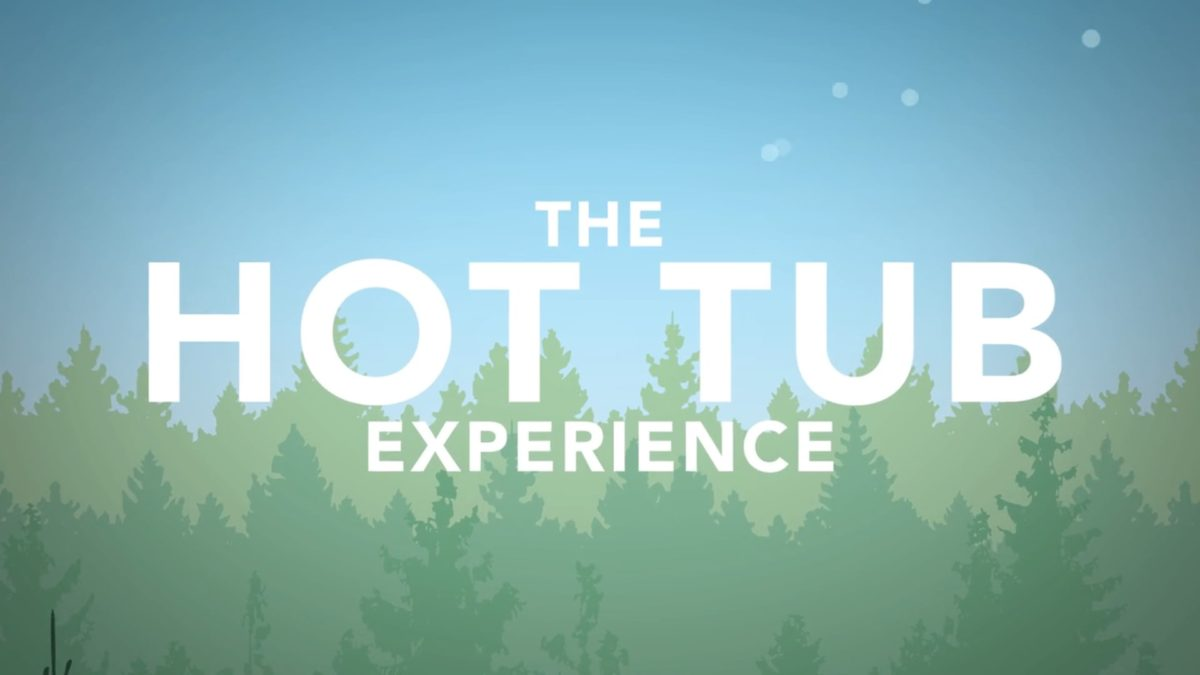 Forest Holidays: The Hot Tub Experience