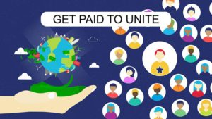 Get Paid to Unite