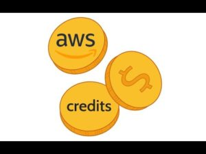 Get 300$ Amazon AWS Credit for your new project idea, valid for 6 months