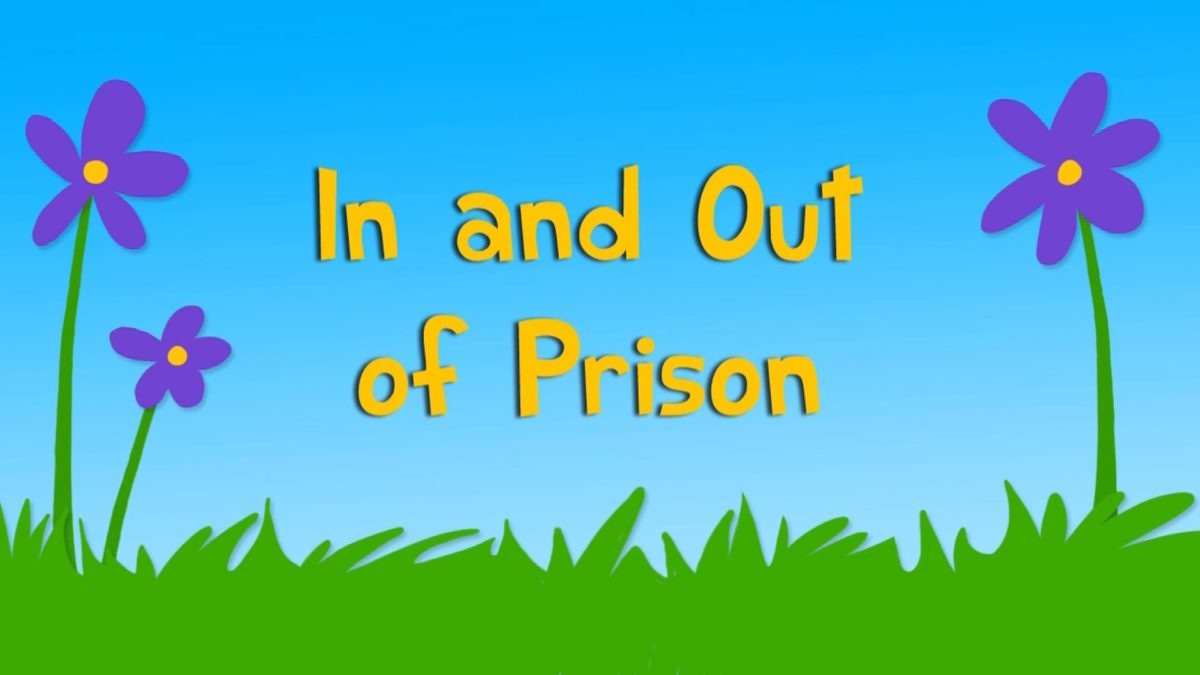 "Kindergarten Year B Quarter 4 Episode 4: ""In And Out Of Prison"""