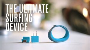 Glassy Zone: The Ultimate Waterproof Fitness Band