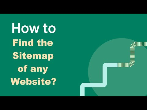 How to Find the Sitemap of Any Website?