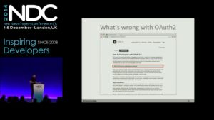 Unifying Authentication & Delegated API Access for Mobile, Web and the Desktop with OpenID Connect and OAuth2 by Dominick Baier